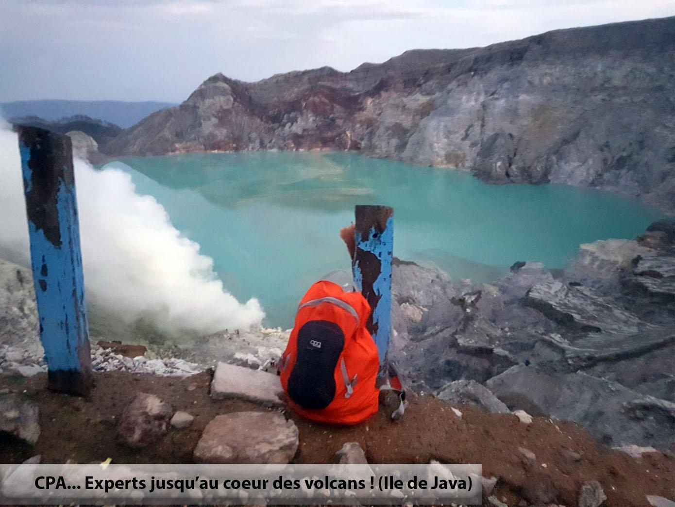 au coeur des volcans ile de Java